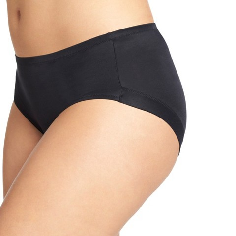 Simply Perfect by Warner's® Women's No Wedgies Hipster 5639TA