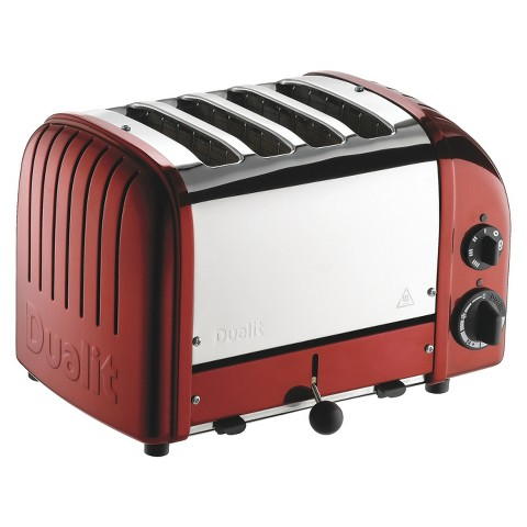 Dualit New Generation Classic Toaster - 4 slice- Various Colors