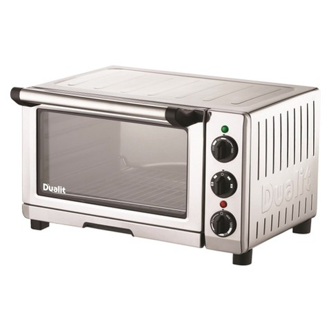 Dualit Chrome Stainless Steel Mini Oven  - 16.5x14x9.9