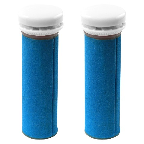 Emjoi MicroPedi Replacement Rollers - Blue