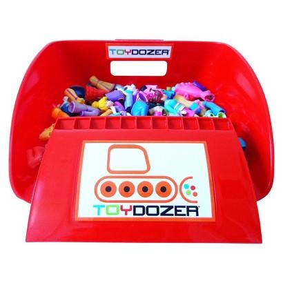TOYDOZER®  Toy Clean Up Set - Red