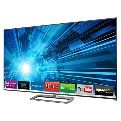 "VIZIO 70"" Class 1080p 240HZ M-Series Razor LED™ Smart TV with Theater 3D® - Gray (M701d-A3R)"