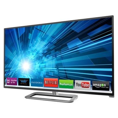 "VIZIO 40"" Class 1080p 120Hz M-Series Razor LED™ Smart TV - Gray (M401i-A3)"
