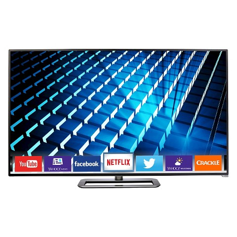 "VIZIO 60"" Class 1080p 240Hz M-Series Full-Array LED Smart TV - Gray (M602i-B3)"