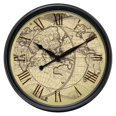 ECOM The Columbus Wall Clock