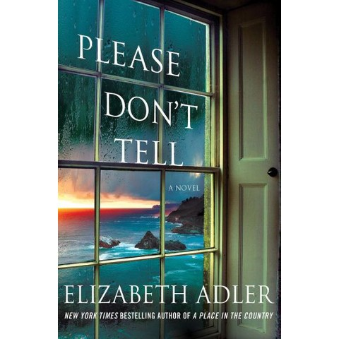 Please Don't Tell (Hardcover)