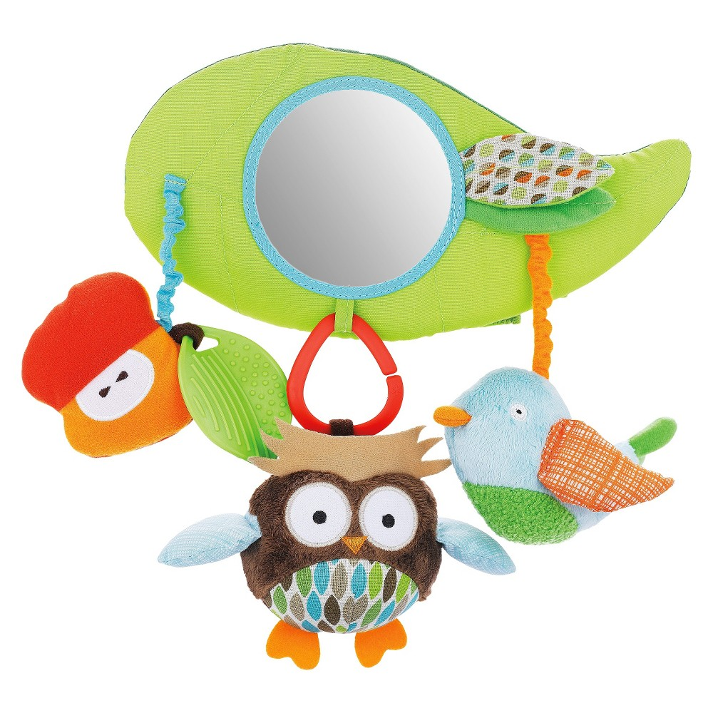 Skip Hop Treetop Friends Stroller Bar Toy