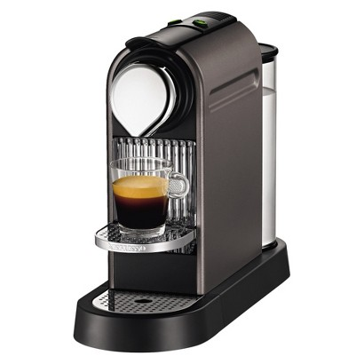 Nespresso pixie clip espresso maker bundle with milk frother - Pixie target nespresso ...