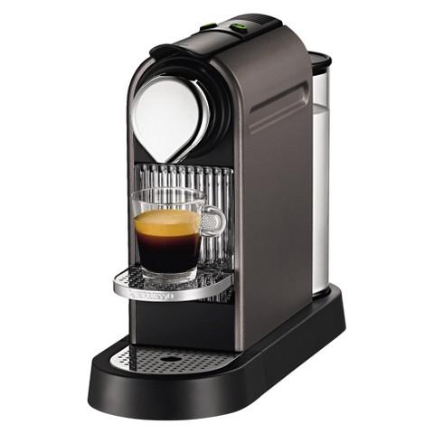 Coffee Maker In Target : Nespre Citiz Espresso Maker : Target
