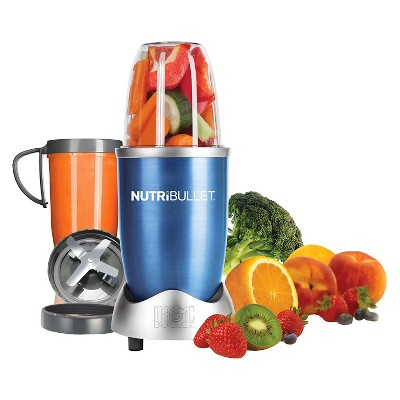 NutriBullet by Magic Bullet 12pc - Blue