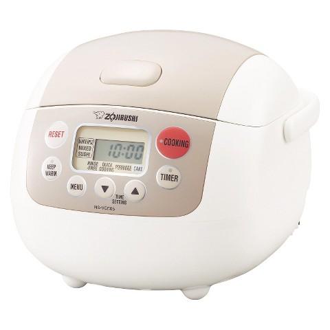Zojirushi Micom Rice Cooker & Warmer  - Beige (3 cup)
