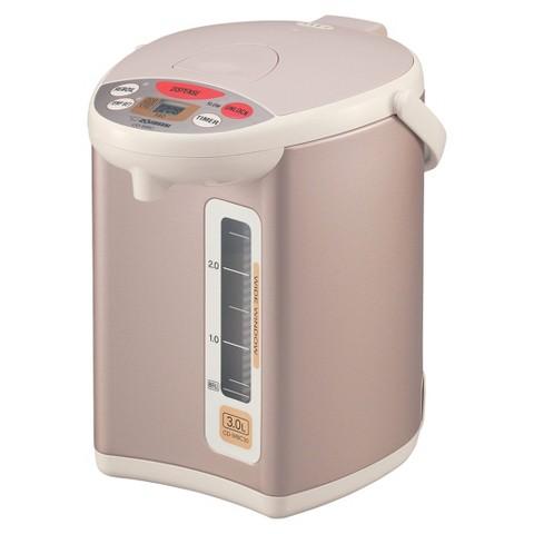 Zojiroshi Micom Water Boiler & Warmer  - Champagne Gold  (3 liter)