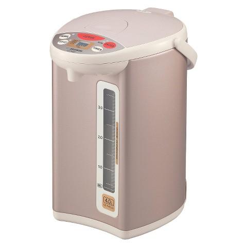 Zojirushi Micom Water Boiler & Warmer  - Champagne Gold (4 liter)