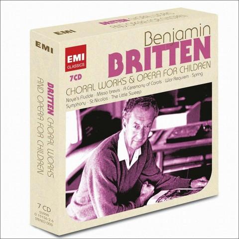 Britten: Choral Works; Operas for Children