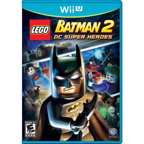 Lego Batman 2 DC Super heroes (Nintendo Wii U)
