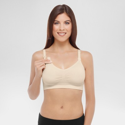 Medela Women's Nursing Seamless Bra Ivory XL