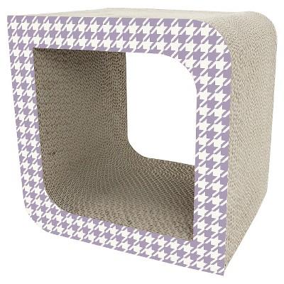 Brown Corrugate Cat Scratch Block - Boots & Barkley™