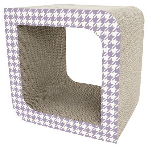 Boots & Barkley™ Brown Corrugate Cat Scratch Block