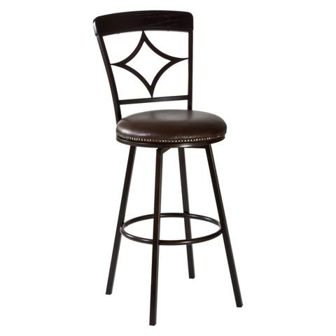 "Hillsdale Furniture Constance Swivel 30"" Barstool"
