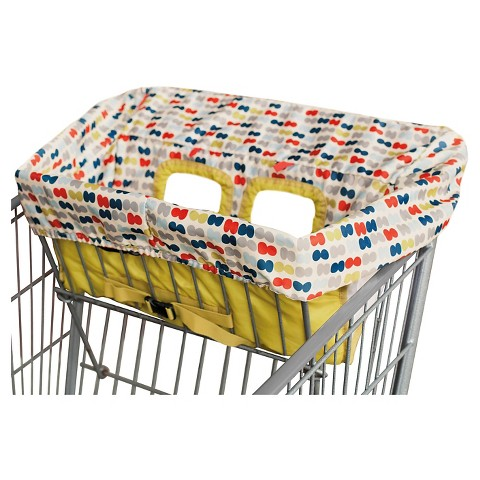 Skip Hop Take Cover Shopping Cart Cover