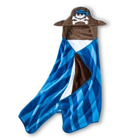 Circo™ Pirate Hooded Bath Towel