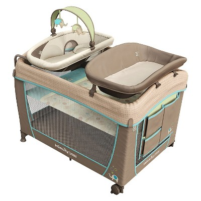 Ingenuity Washable Playard with Dream Centre - Sahara Burst