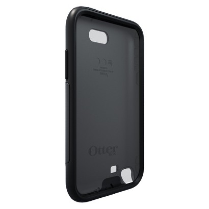 Otterbox Commuter Cell Phone Case for Samsung Galaxy Note 2 - Black (77-24000P1)
