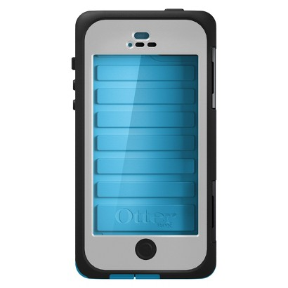 Otterbox Armor Cell Phone Case for iPhone®5 - Arctic Blue (77-25798P1)