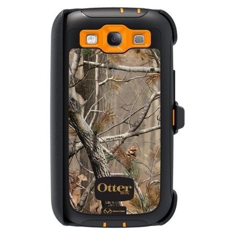 Otterbox Defender Cell Phone Case for Samsung Galaxy SIII - Camo (77-21384P1)