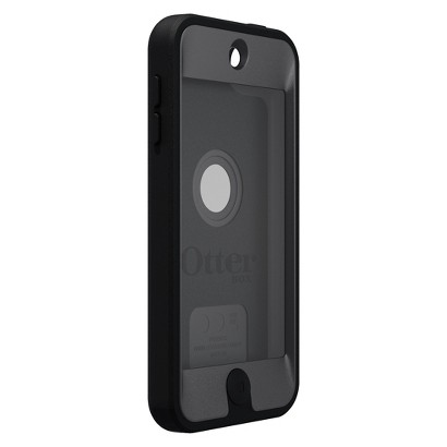Otterbox Defender Cell Phone Case for 5th Gen iPod® Touch - Black (77-25108P1)