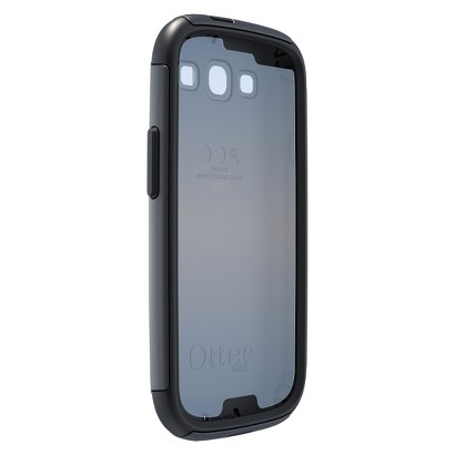 Otterbox Commuter Cell Phone Case for Samsung Galaxy SIII - Black (77-21092P1)