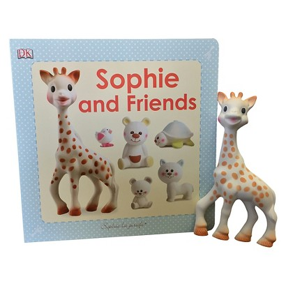 Sophie the Giraffe with Sophie and Friends Book
