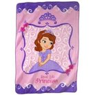 Disney® Sofia the First Blanket - Real Life Princess