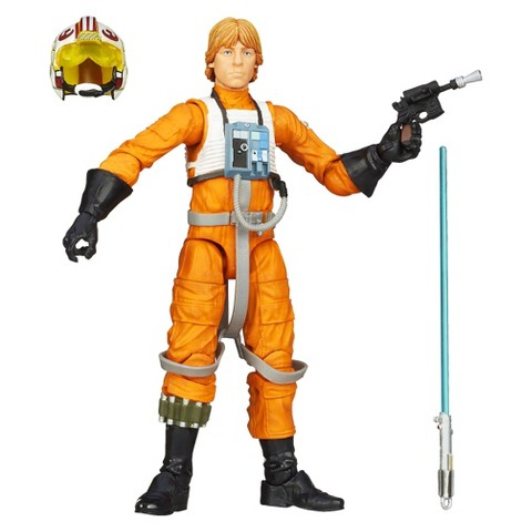 Star Wars™ The Black Series Luke Skywalker Figure
