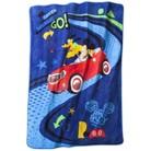 Disney® Mickey Mouse Club House Blanket - Blue