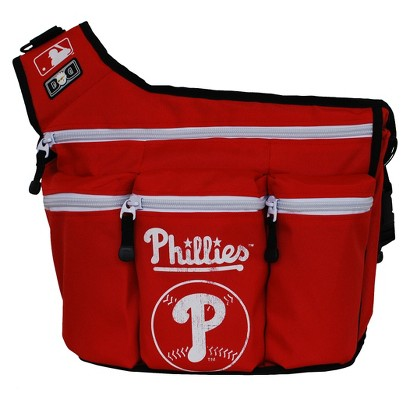 Diaper Dude Philadelphia Phillies Diaper Bag