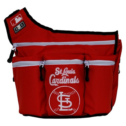 Diaper Dude St.Louis Cardinals Diaper Bag