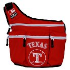Diaper Dude Texas Rangers Diaper Bag