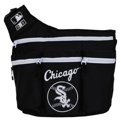 Diaper Dude Chicago White Sox Diaper Bag