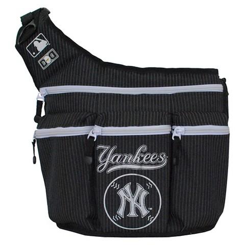 Diaper Dude NY Yankees Diaper Bag
