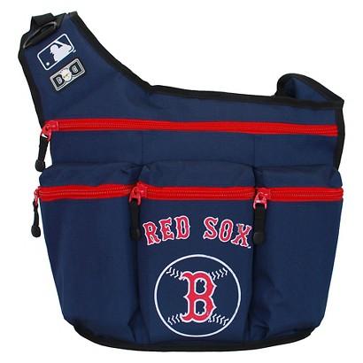 Diaper Dude Boston Red Sox Diaper Bag