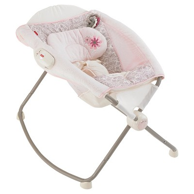 Fisher-Price Deluxe Newborn Rock n' Play Sleeper - My Little Sweetie