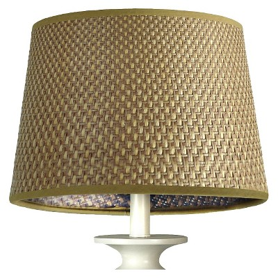 Threshold™ Woven Lamp Shade - Light Brown Large