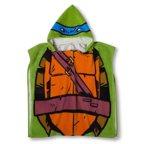Teenage Mutant Ninja Turtles® Hooded Towels