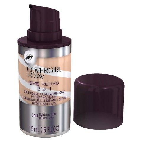 COVERGIRL® + Olay Eye Rehab Concealer
