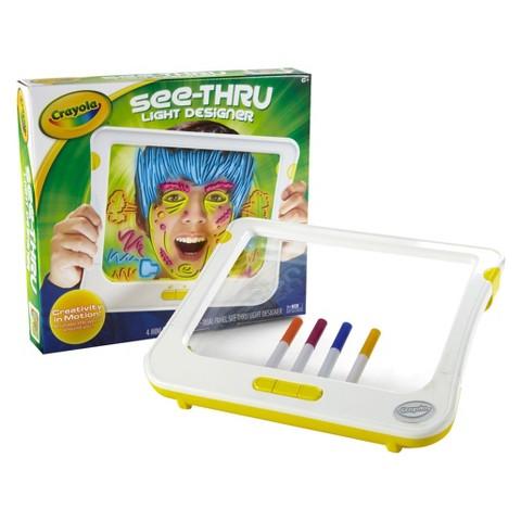 Crayola See Thru Light Designer Target