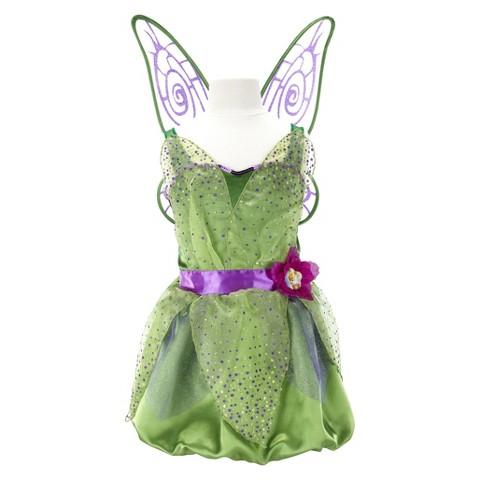 Disney Fairies Tink's Pixie Party Dress