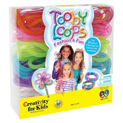 Creativity for Kids Tooby Loops Fashion and Fun