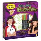 Creativity for Kids Color & Glow Halloween Tattoos