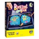 Creativity for Kids Black Light Glow Book